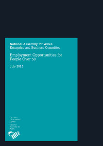 Employment opportunities for people over 50 Final