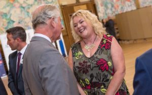 Prime Cymru Awards 2016 - held at the Brangwyn Hall in Swansea, South Wales. HRH The Prince of Wales, Founder & President of PRIME Cymru attends the charity's annual awards.