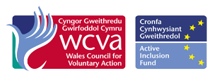 WCVA Active Inclusion Fund Logo