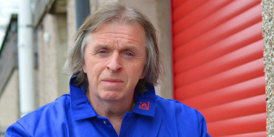 Lloyd approached PRIME Cymru Workways+ Powys Project